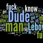 10 Famous movies in Word Cloud